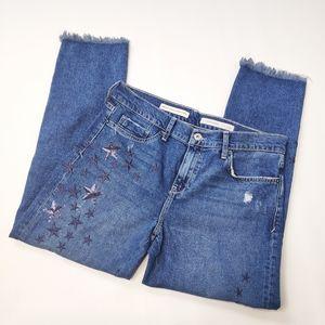 Pilcro and The Letterpress Slim Boyfriend ⭐ Jeans